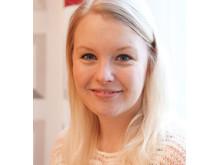 Jenny Brantholm, kommunikatör, Umeå kommun