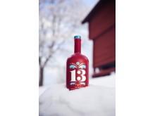 BLOSSA 13 i snö
