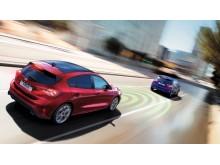 Ford Focus' førerassistanceteknologi