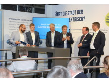 Erste Electric Networking Night zur transport logistic 2019