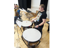 Moray Music Centre rehearsals