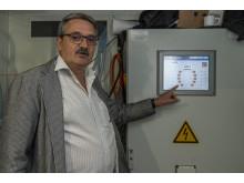 Uwe Daebel, Diplom-Brauingenieur Paulaner Brauerei