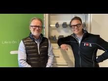 Jakob Ros Schneider Electric och Joakim Bengtsson e3 Control