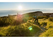Von Mountainbiken bis SUP-Yoga: Beim OutdoorTestival können die Teilnehmer die neuesten Sport-Trends in traumhafter Kulisse testen
