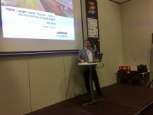 Rob Whyte har relativt nyligen tillträtt posten som Managing Director på Alstom i Norden.