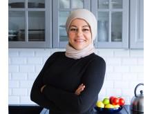 Zeina Mourtada är en av Falafel-VMs 5 jurymedlemmar