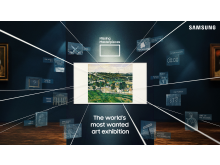 Samsung Missing Masterpieces