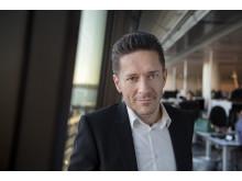 Christian Thrane, chef för privatmarknaden, Telenor Sverige