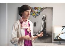 Administrerende direktør i Microsoft Norge, Kimberly Lein-Mathisen
