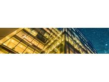 Cirka 40 procent af energien til bygninger bruges på varme, køling og el