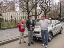 KIA Niro Guiness World Records