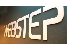 Webstep banner (wall)