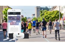 Digital coaching med Racefox