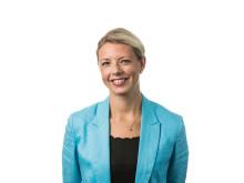 Clara Bratholm, nestleder i Yngre legers forening
