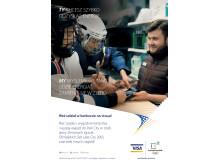 Promocja Visa - plakat 2