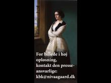 Nicolai Wilhelm Marstrand, Johanne Luise Heiberg, 1858-1859, Det Nationalhistoriske Museum på Frederiksborg Slot