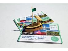 Werbung für die World-Canals-Conference 2020 in Leipzig