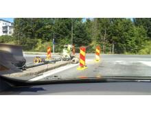Säkrare vägarbetsplatser