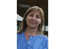 Eva Johansson, överläkare i urologi (specialist på prostatacancer), Akademiska sjukhuset