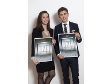 Stora FM-priset 2013 Andrapristagare