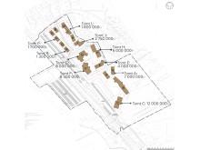 Fastighetskarta över Gondolbyn