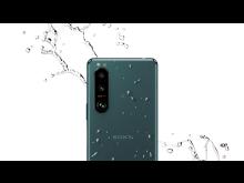 Xperia 5 III_water_resistance_green-Large