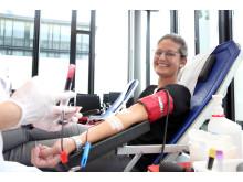 Santander-Blutspende