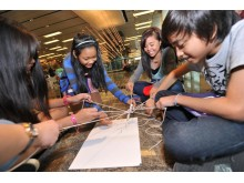 Changi Foundation's donation to The Straits Times Pocket Money Fund 2