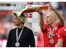 FC Bayern Meister19-Robben und Kovac