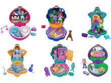 Polly Pocket Mini-Schatullen Sortiment