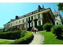 Aussenansicht Hotel Chateu de Bonmont © Stephan Schacher