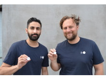 Flic founders Amir Sharifat and Joacim Westlund Prändel