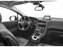 Nya generationen Peugeot 5008_interiör