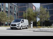 Transit Custom ladbar hybrid 2020