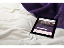 På HTL hotels är informationen digital
