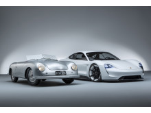 Tradition and future of Porsche.