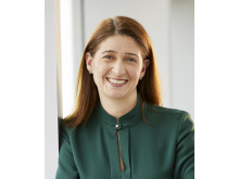 Michelle Werner, Country President för AstraZeneca Nordic-Baltic.
