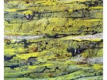 "Roland Borchers ""Überfahrt II"", Öl auf Leinwand, 2009, 130x160 cm"