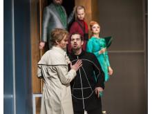 Figaros bröllop / Carl Ackerfeldt som greven & Linus Börjesson som Figaro