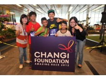 Changi Foundation donation to The Straits Times Pocket Money Fund 4