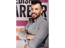 Vinnare - Ali Alahama från Troy Salon i Nybro