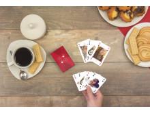 Spelkort med foto
