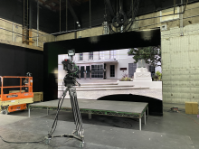 Virtual Production with Volumetric Real World Capture (2) ©Sony Innovation Studios