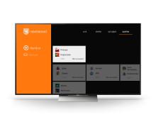 Приложение Championat.com для Android TV