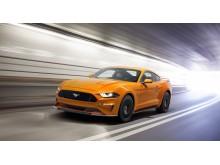 Nový Ford Mustang V8 GT