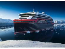 New Hurtigruten hybrid ship_ROALD AMUNDSEN_ILLUSTRATION2