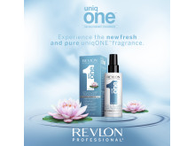 Revlon Uniq One  Lotus Post