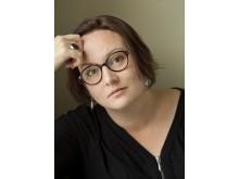 Internationell författarscen 161026 Jessica Schiefauer. Foto Hillevi Nagel.