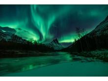Foto van Aurora Borealis- Ole Salomonsen