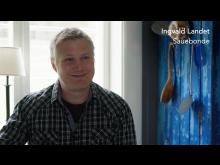 Beitefilm 1 Lamming Ingvald Landet